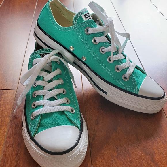 Converse Shoes | Turbo Green Converse